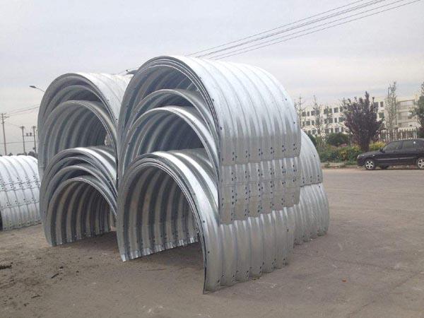 1.5米至2米拼装金属波纹管