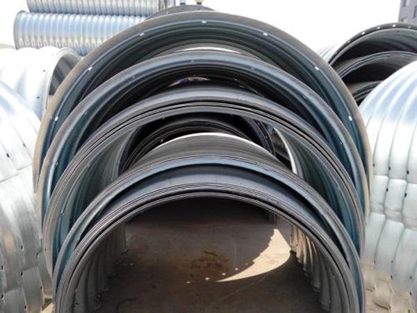 1.5米2片装金属波纹管